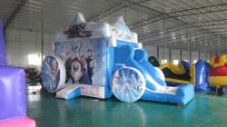 GONFIABILE CARROZZA FROZEN